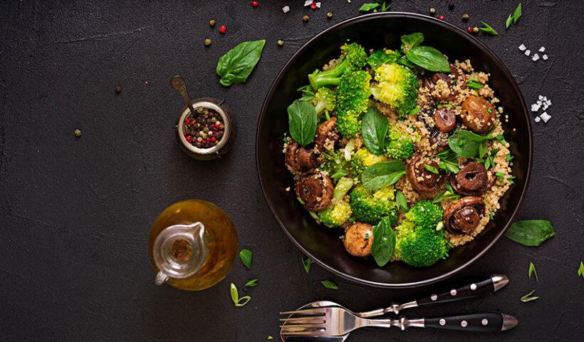Alimentación vegana: opción saludable en pandemia para todos