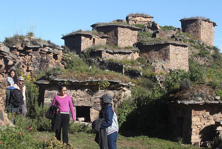 Rupak, uno de los atractivos arqueológicos de Huaral