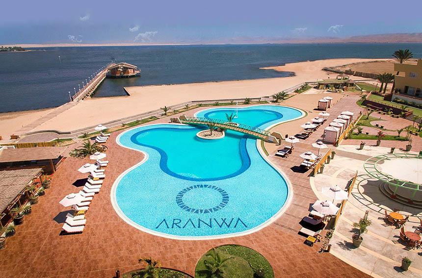 Aranwa Hotels Resorts & Spas recibe certificación internacional SGS