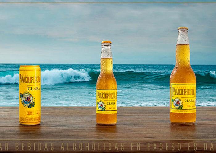 Cerveza del Pacífico es el nuevo lanzamiento de Backus