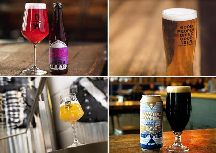 Cervezas que marcan tendencia: Un mundo de exploración para el paladar