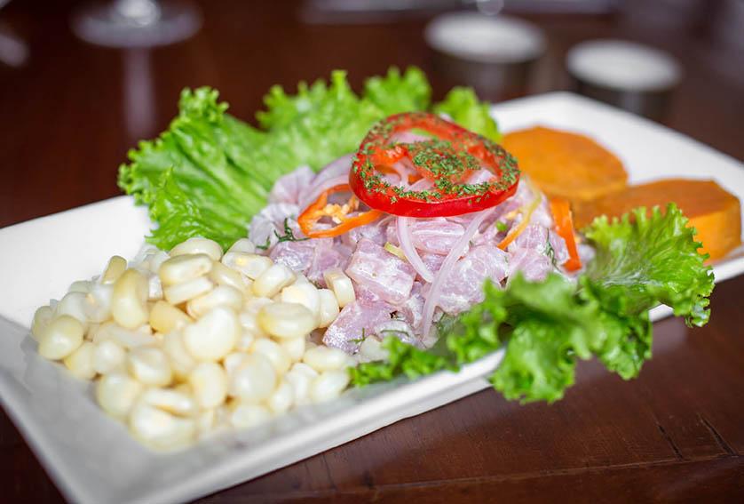 Gastronomía marina