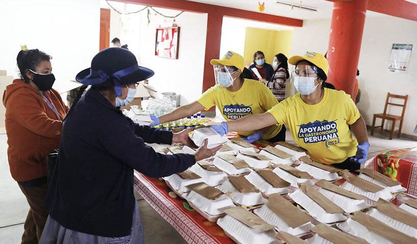 Inca Kola beneficiará a 79 comedores populares con ayuda de pequeños restaurantes de Lima, Iquitos y Trujillo