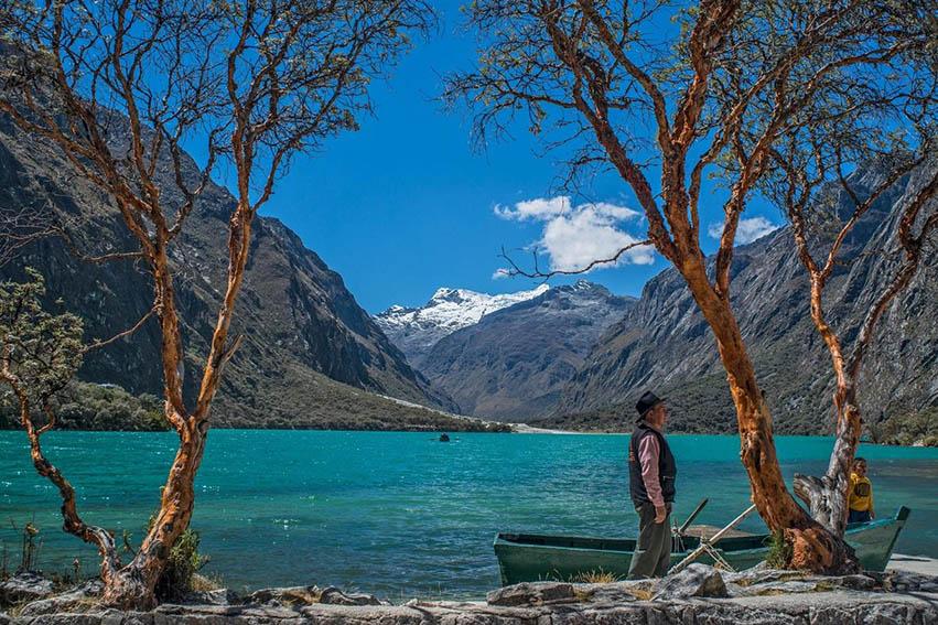 Perú pondrá en valor 40 áreas naturales protegidas para promoción turística