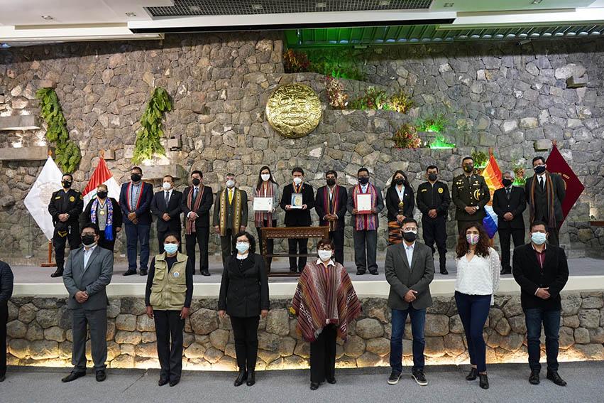 Cusco, obtuvo la 'Marca iTRUST City'