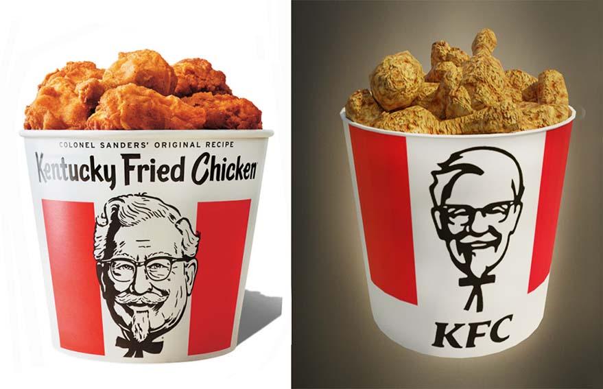 KFC cambió su nombre