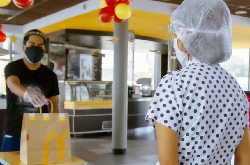 McDonald's recibe el sello Safe Travels del Consejo Mundial de Viaje y el Turismo