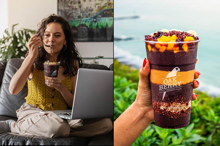 Oakberry Swap: elimina la comida rápida y únete al trueque