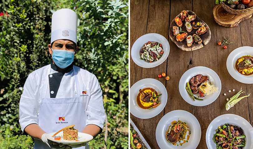 Aflora una mayor demanda de la gastronomía regional e internacional en el Hotel Sonesta Posada del Inca Yucay