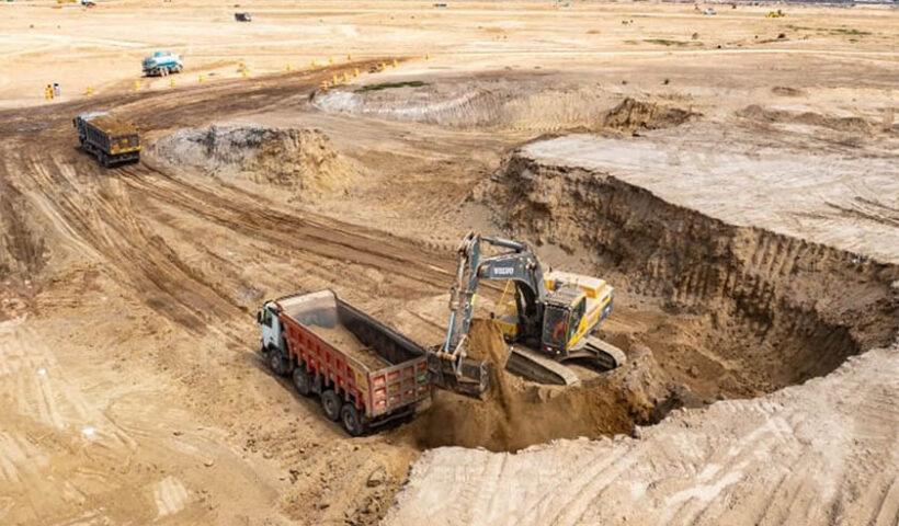 LAP inició trabajos de excavación para construcción del nuevo terminal de pasajeros