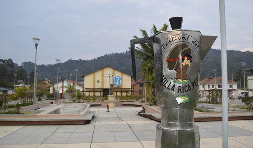 EXPOCAFÉ VILLA RICA 2021: Presentarán la cafetera más grande del mundo