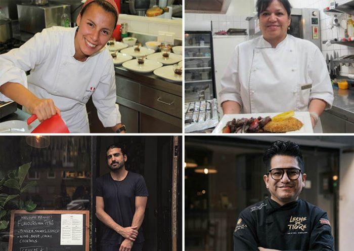 """Kamikaze y Movistar presentan """"Conquistadores"""", una nueva serie documental que cuenta cómo la gastronomía peruana ha triunfado"""