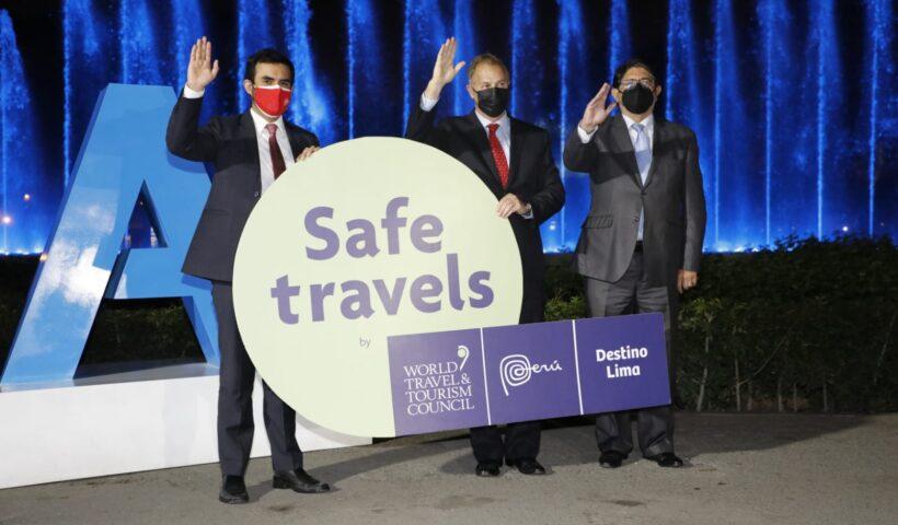 Safe Travel para Lima