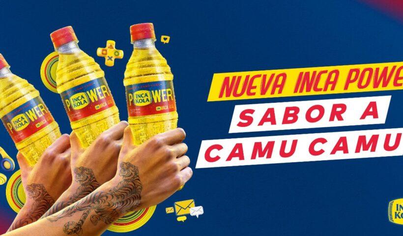 Inca Kola Power llega con todo el sabor del Camu Camu y maca