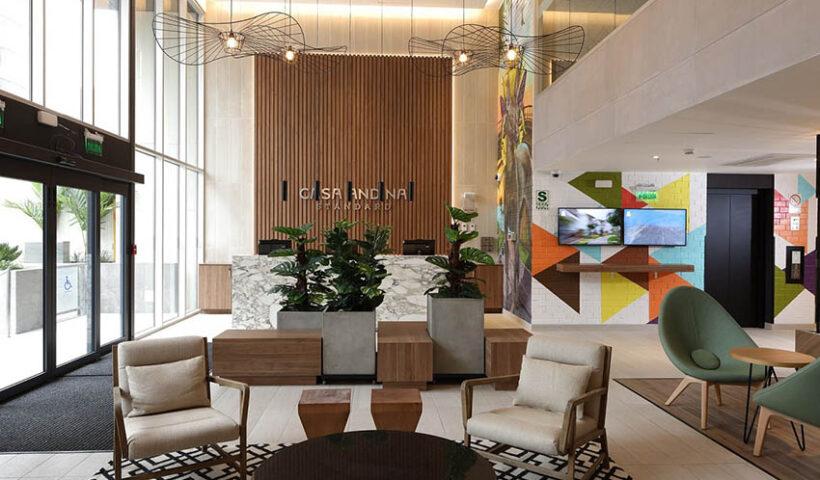 Lobby Casa Andina Standard Benavides