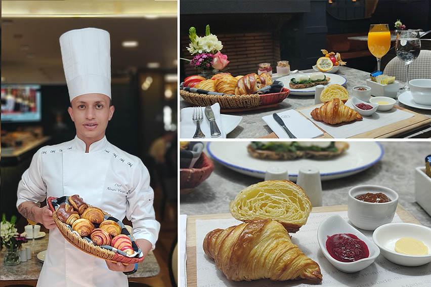 La magia del croissant sucede todos los días en Sofitel Bogotá Victoria Regia