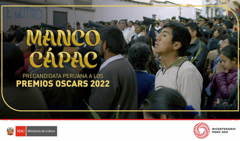 "Película ""Manco Cápac"""