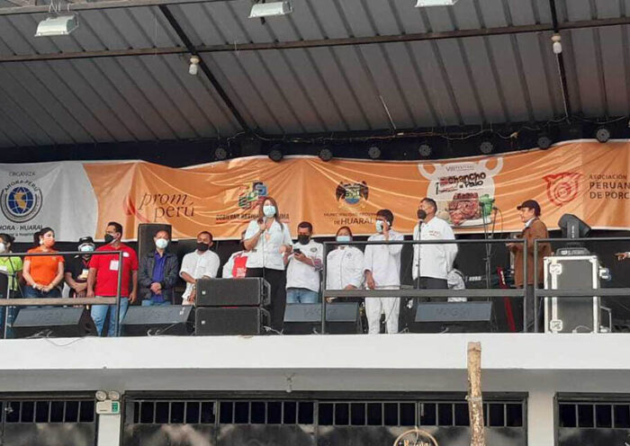 VIII Festival del Chancho al Palo
