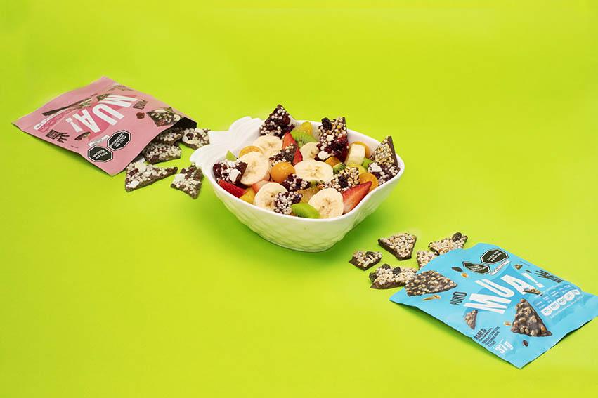Nuevos snacks para una alimentación balanceada